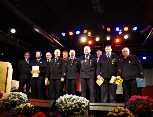 Der 160ste Kameradschaftsabend der Bensheimer Feuerwehr