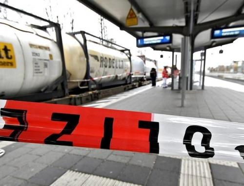 Bensheimer Bahnhof gestern zeitweise gesperrt