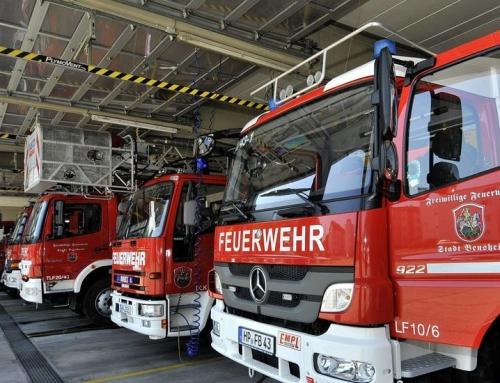 Feuerwehr auch in Krisenzeiten gut gerüstet