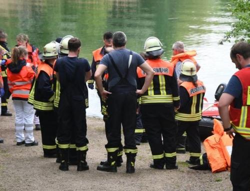 41 Jahre alte Frau im Bensheimer Badesee ertrunken